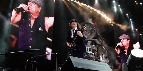 AC/DC Warszawa 2010 - koncert (Bemowo)