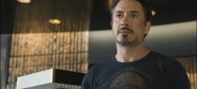 Tony Stark w koszulce Black Sabbath