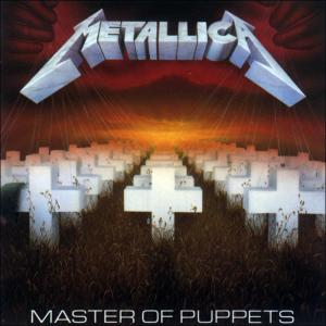 Master of Puppets - Metallica