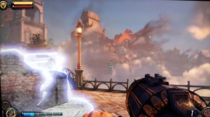Bioshock Infinite real screenshot Xbox360